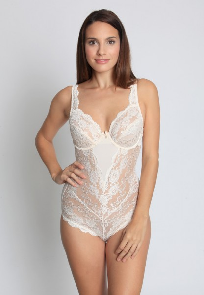Body CLASSIC LACE 904 Ganzkörper