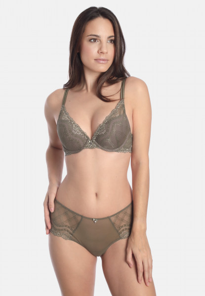 Push Up-BH GENTLY LACE 25354 Ganzkörper